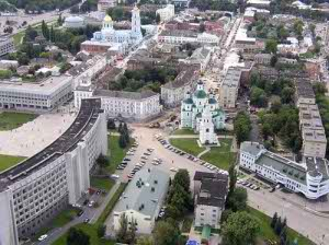 About Sumy City